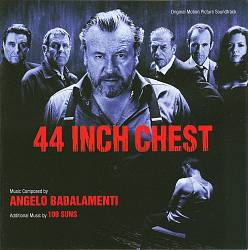 Angelo Badalamenti - 44 Inch Chest CD (album) cover