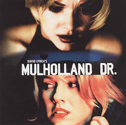 Angelo Badalamenti - Mulholland Drive CD (album) cover