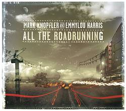 EMMYLOU HARRIS - All The Roadrunning CD album cover
