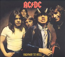 Ac/dc - Highway To Hell CD (album) cover