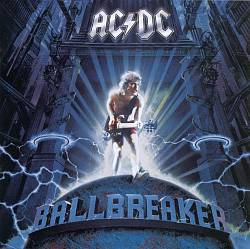 Ac/dc - Ballbreaker CD (album) cover
