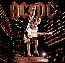 Ac/dc - Stiff Upper Lip CD (album) cover