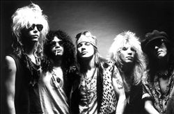 GUNS N' ROSES image groupe band picture