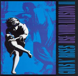 Guns N' Roses - Use Your Illusion Ii CD (album) cover