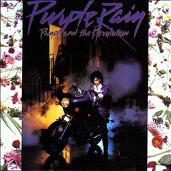 Prince - Purple Rain CD (album) cover