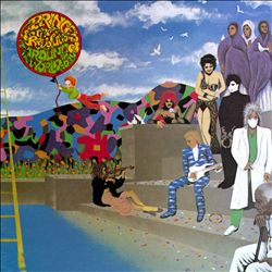 Prince - Around The World In A Day CD (album) cover