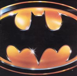 Prince - Batman CD (album) cover