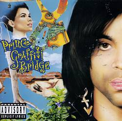 Prince - Graffiti Bridge CD (album) cover
