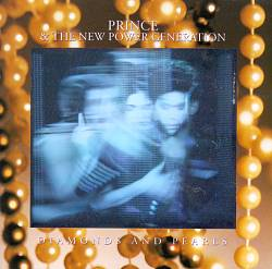 Prince - Diamonds And Pearls CD (album) cover