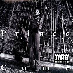 Prince - Come CD (album) cover