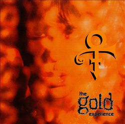 Prince - Gold Experience CD (album) cover
