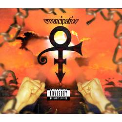 Prince - Emancipation CD (album) cover