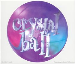 Prince - Crystal Ball CD (album) cover