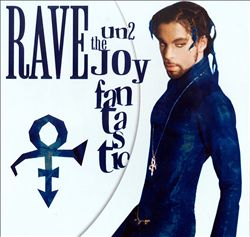 Prince - Rave Un2 The Joy Fantastic CD (album) cover
