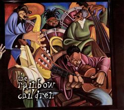 Prince - The Rainbow Children CD (album) cover