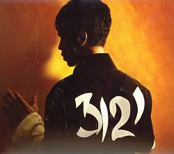 Prince - 3121 CD (album) cover
