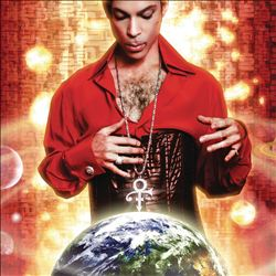 Prince - Planet Earth CD (album) cover