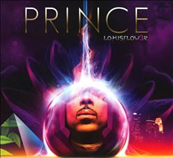 Prince - Lotusflow3r CD (album) cover