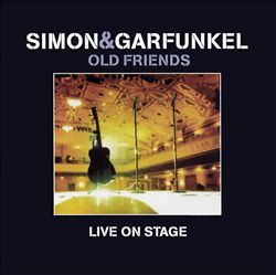 Simon & Garfunkel - Old Friends: Live On Stage CD (album) cover