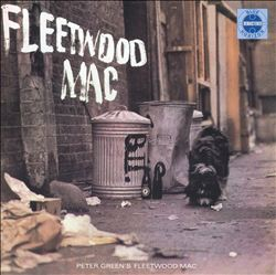 Fleetwood Mac - Fleetwood Mac CD (album) cover