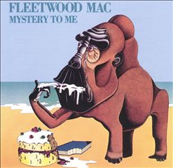 Fleetwood Mac - Mystery To Me CD (album) cover