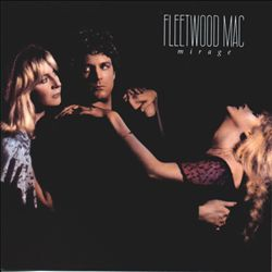 Fleetwood Mac - Mirage CD (album) cover