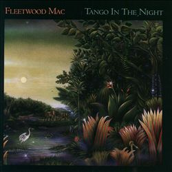 Fleetwood Mac - Tango In The Night CD (album) cover