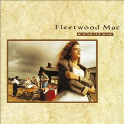 Fleetwood Mac - Behind The Mask CD (album) cover