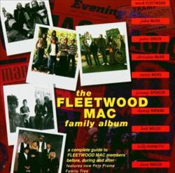 Fleetwood Mac - The Fleetwood Mac Family Album CD (album) cover
