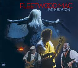 Fleetwood Mac - Live In Boston CD (album) cover