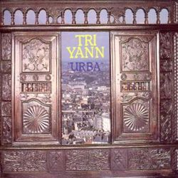 Tri Yann - Urba CD (album) cover
