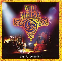 Tri Yann - En Concert Live CD (album) cover
