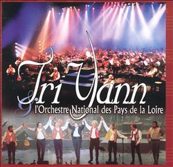 Tri Yann - L' Orchestre National Des Pays De La Loire CD (album) cover