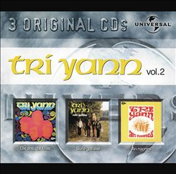 Tri Yann - 3 Cd, Vol. 1 CD (album) cover