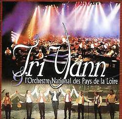 Tri Yann - Avec L'orchestre National Des Pays CD (album) cover