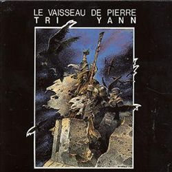 Tri Yann - Le Vaisseau De Pierre CD (album) cover