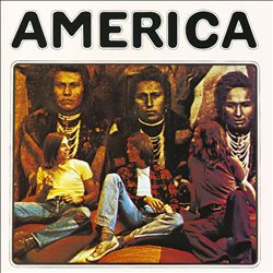 America - America CD (album) cover