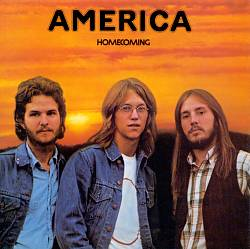 America - Homecoming CD (album) cover