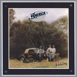 America - Holiday CD (album) cover