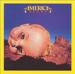 America - Alibi CD (album) cover