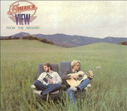 America - A View From The Ground CD (album) cover