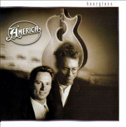 America - Hourglass CD (album) cover