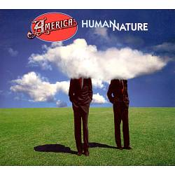 America - Human Nature CD (album) cover
