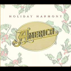 America - Holiday Harmony CD (album) cover