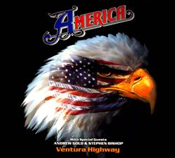 America - Ventura Highway CD (album) cover