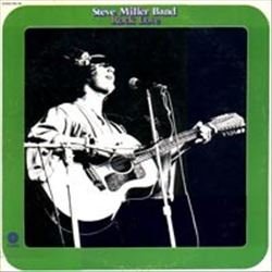 Steve Miller Band - Rock Love CD (album) cover
