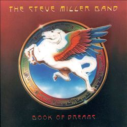Steve Miller Band - Book Of Dreams CD (album) cover