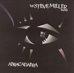Steve Miller Band - Abracadabra CD (album) cover