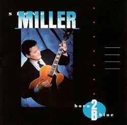 Steve Miller Band - Born 2b Blue CD (album) cover