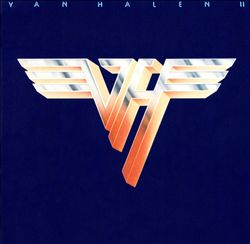 Van Halen Van Halen Ii CD album cover